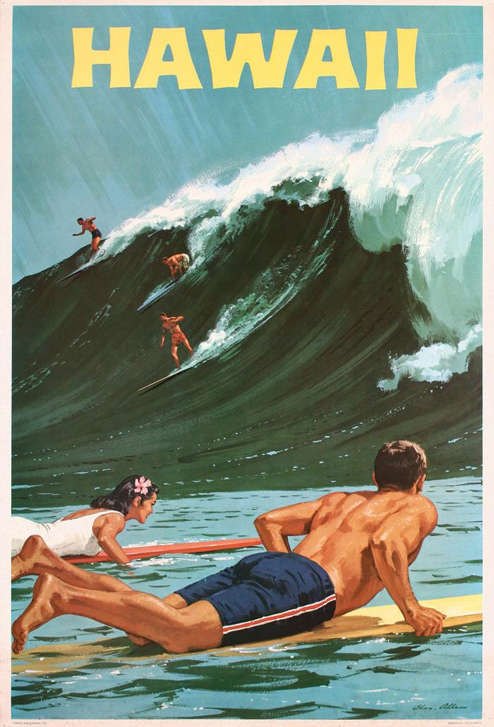 Etsy Finds: Vintage Posters | Design Work Life